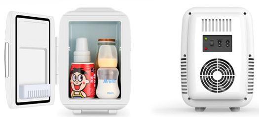 4-Kemin Portable Fridge Refrigerator