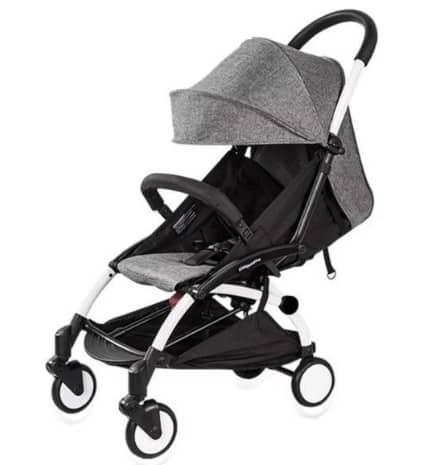 4-Kiddopotamus Baby Stroller