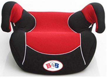 5-BAB Baby-Children-Toddler Car Booster Seat