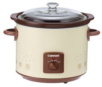 5-Cornell CSC-D15C-D35C-D50C - Electric Slow Cooker