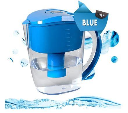 5-Ionizer Alkaline Water Filter Pitcher