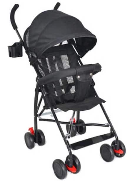 5-Lightweight Baby Stroller
