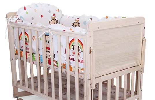 5-MULTI FUNCTION BABY COT