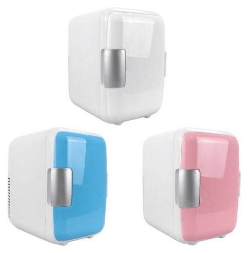 5-NEW Makeup Cosmetic fridge - Mini portable small refrigerator