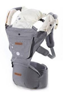 5-ai Mama Hip Seat Baby Carrier