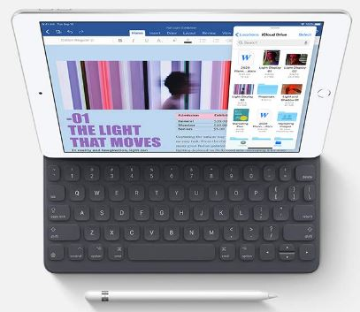 1-Apple iPad 7th Gen (2019) WiFi Tablet