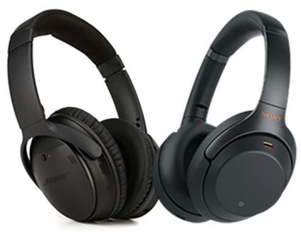 1-SONY WH-1000XM3 Headphones