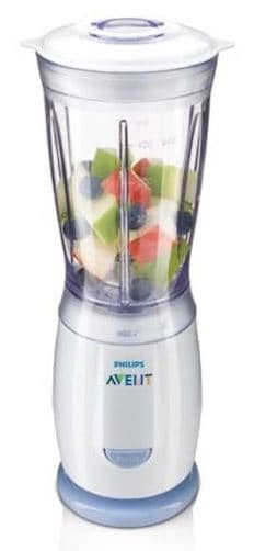 2-PHILIPS Avent SCF860 Mini Blender Mixer Baby Food Maker