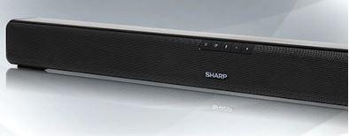 2-SHARP Sound Bar HT-SB110