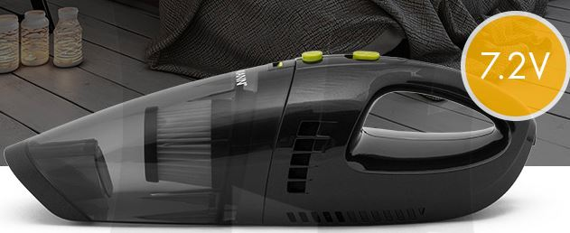 3-BOMANN Cordless Portable Car Vacuum