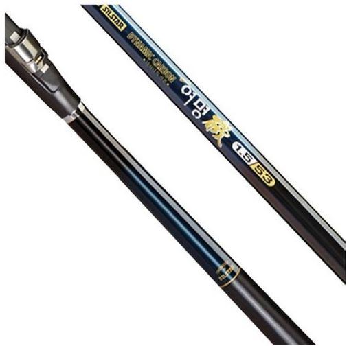 3-Silver Star Silver Silstar Dynamic Carbon Dawn 1-43 Reel Fishing Rod