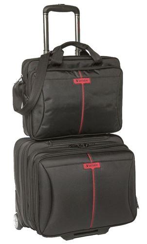 3-Verbatim Overnight Travel Backpack-Roller Bag-Luggage
