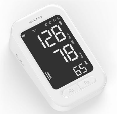 3-Xiaomi Andon Smart Blood Pressure Monitor