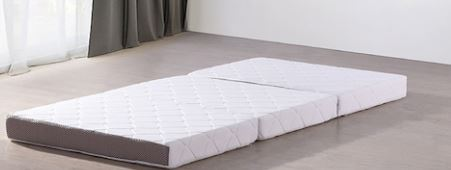 4-Foldable Foam Mattress