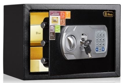 4-Raya Gift 25L Electronic Safe Deposit Box