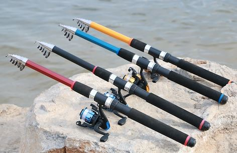 5-Best Selling Retractable 2.1m Fishing Rod