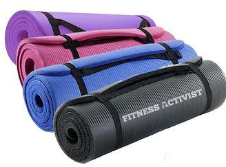 5-Fitness Activist Yoga Mat