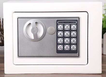 5-Premium Safe Security Safe Deposit Box