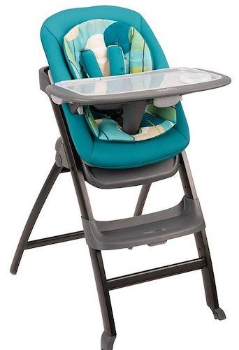 1-EVENFLO 4-in-1 Quatore High Chair