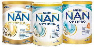 1-Nestle Nan Milk Formula Milk