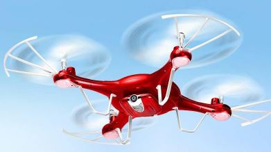 2-SYMA 6Axis RC Quadcopter X5UW-D Drone