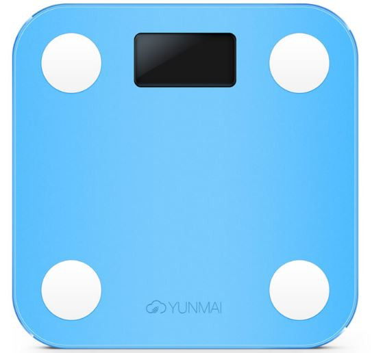 2-Yunmai Digital Weighing Scale