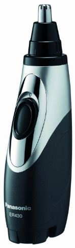 3-Panasonic ER-430 Wet-Dry Nose Ear Hair Trimmer