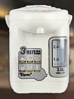 3-Toyomi Electric Pump Airpot