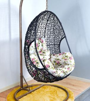 3-iNNDESIGN Balcony Outdoor Furniture - Swing Chair