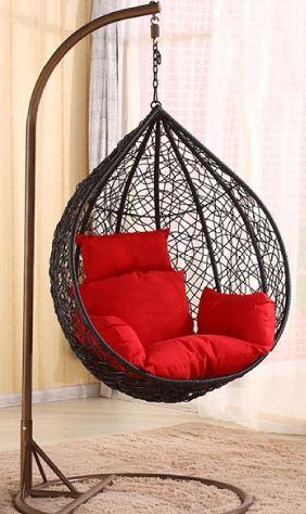 4-Homestar Balcony Swing Chair