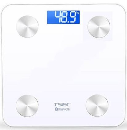 4-NOMAD Premium Digital Weighing Scale