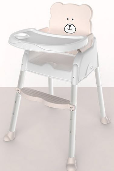5-Easyhome.sg Baby High Chair