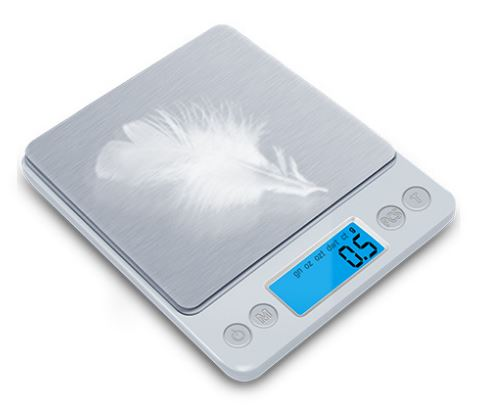 5-PL Premium Kitchen Digital Weighing Scale