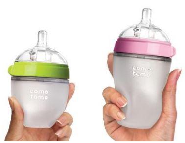 1-Comotomo Baby Bottle