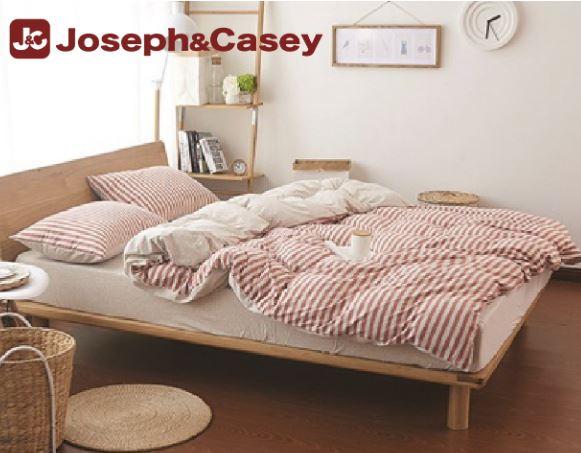 1-Joseph & Casey Knitted Bed Sheet Set