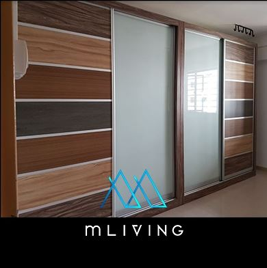 1-mLIVING Customizable Modular Wardrobe