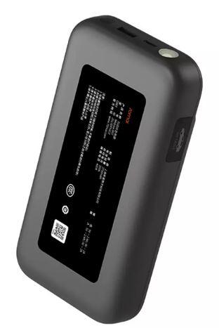 2-Xiaomi 70MAI 11100mAh Portable Car Jump Starter