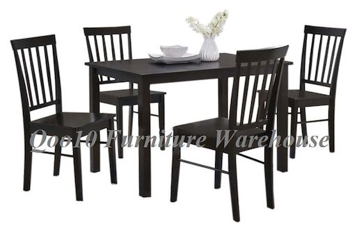 3-Furniture Warehouse Dining Table