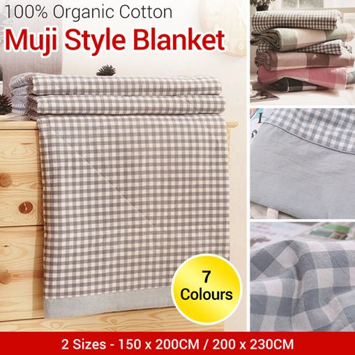 3-Joseph&Casey Muji Style Comfort Blanket