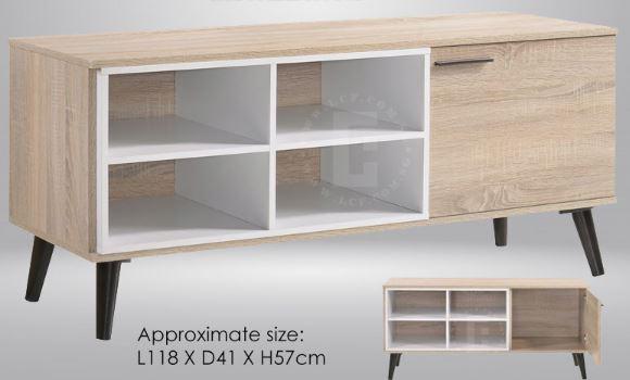 3-LCF Furniture Store TV Rack-Console
