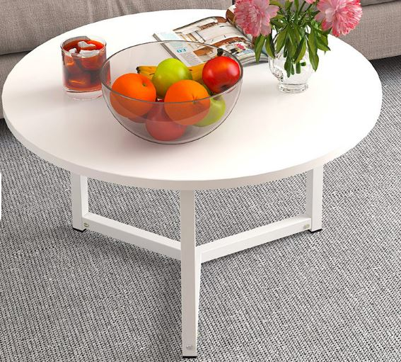 4-Agoramart Wooden Coffee Table