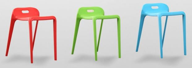 5-LOUIS Stacking Dining Chair