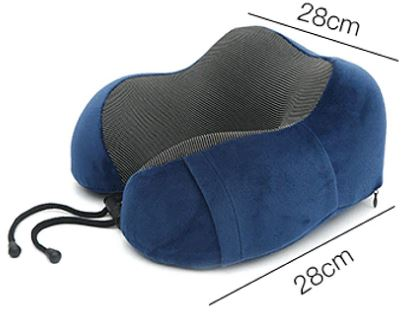 5-U Shaped Travel Sleeping Pillow