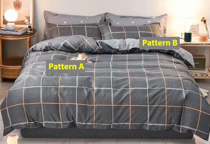 5-V-home Fitted Bed Sheet Set