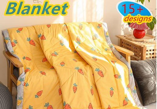 5-V. home Summer blanket
