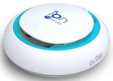 8-Dr.usb ionizer Air Purifier